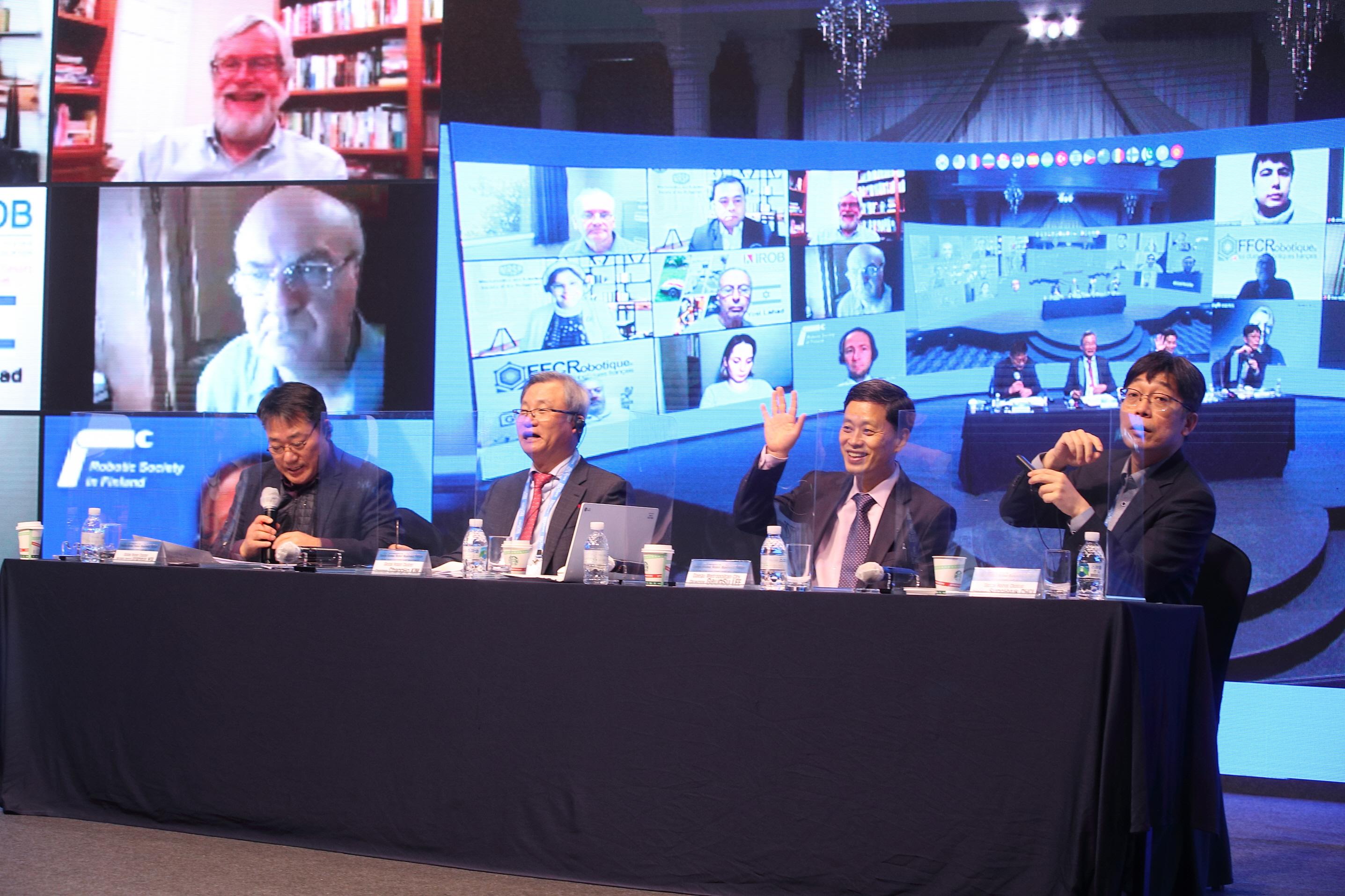 Global Robot Cluster(GRC) The 3rd Regular General Meeting